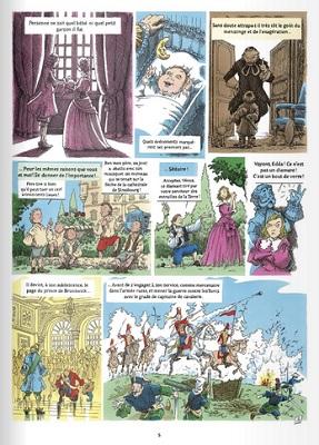le-baron-bd-delcourt-extrait