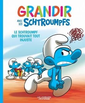 grandir-avec-les-schtroumpfs-t5-Schtroumpf-injuste-lombard