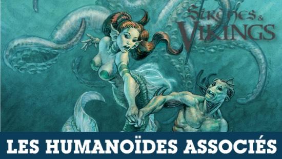 Sirènes et Vikings T3 – Les humanoïdes Associés