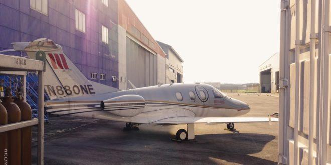 Le jet privé est-il l'avenir de l'aviation ?