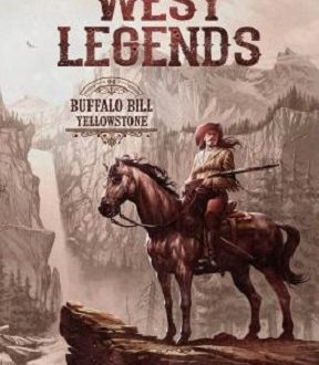West Legends – Buffalo Bill – Yellowstone