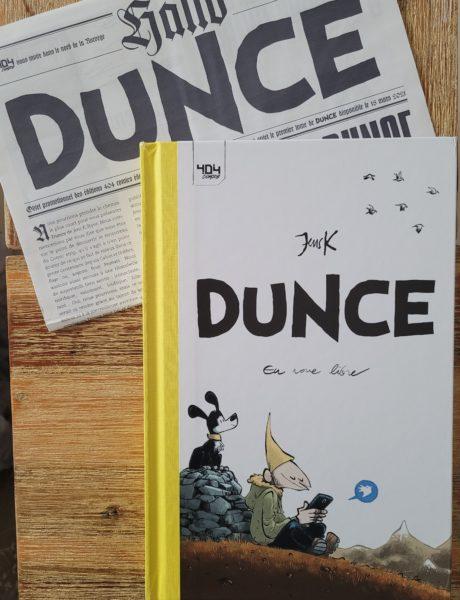 Dunce-T1 -404 comics