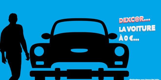 Où sont les voitures à 0 € de Dexcar ?