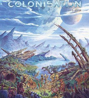 Colonisation, le cinquième tome, Sédition