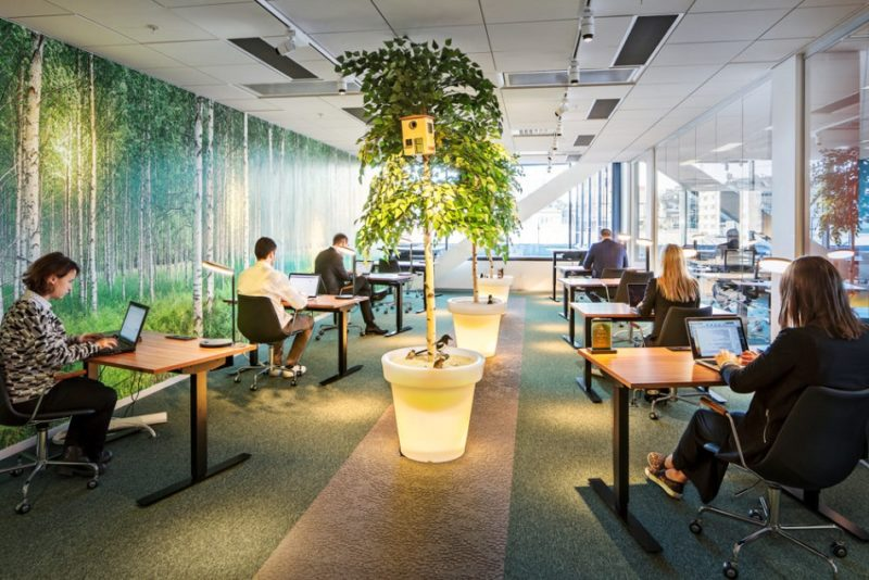 espace-de-travail-vert