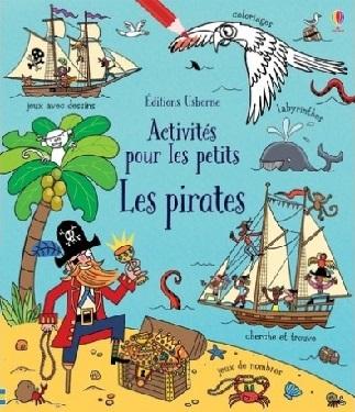 les-pirates-cahier-activites-pour-les-petits-usborne
