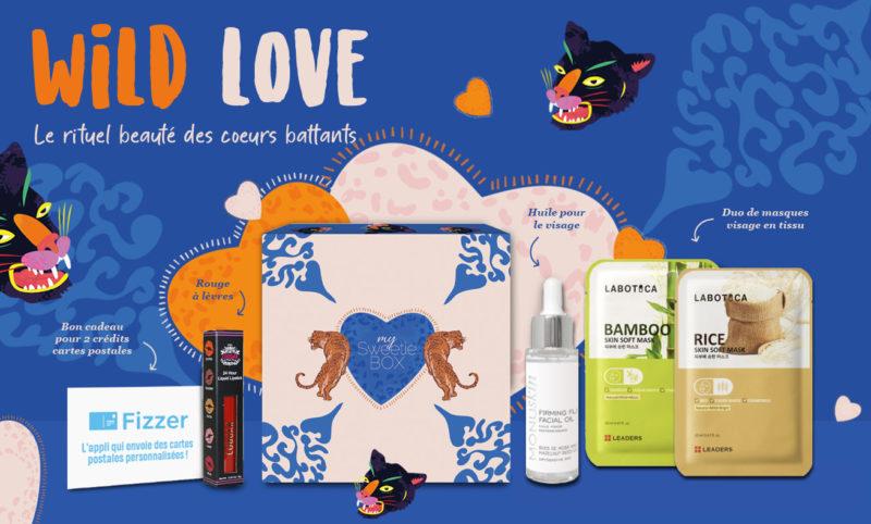 my-sweetie-box #février-2021-wild-love