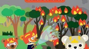 pompy-super-pompier-feu-de-foret-larousse