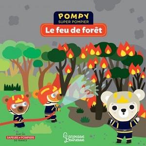 Pompy super pompier – Le feu de forêt