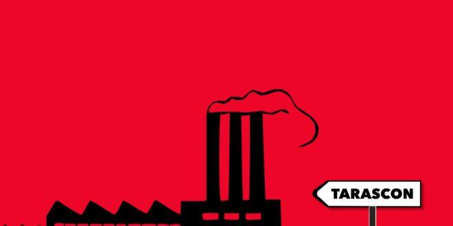 Pollution et site industriel à Tarascon (Bouches-du-Rhône)