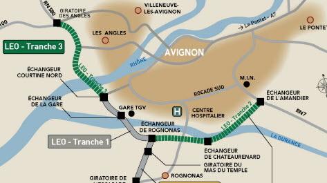 Jean Castex a t'il raison de relancer le contournement d'Avignon !