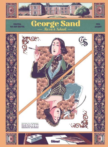 George-sand-glenat