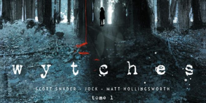 Wytches – Terreur chez Urban Comics Indies