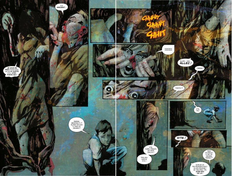 Planches-WYTCHES