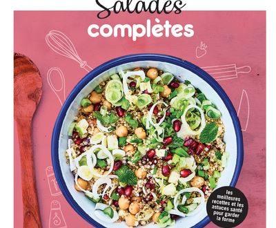 Salades complètes – En cuisine avec Dr. Good aux Éditions Solar