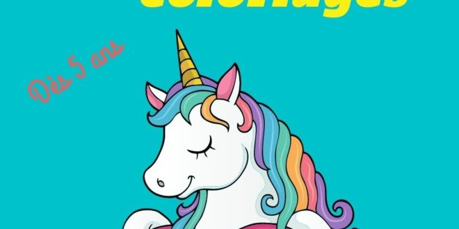 Mes jolies licornes : apprends à te concentrer en t'amusant