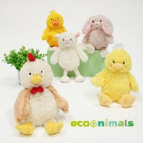 econimals-15cm-animaux-gipsy