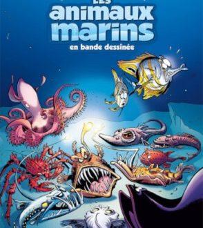 Les animaux marins en bande dessinée, le sixième tome