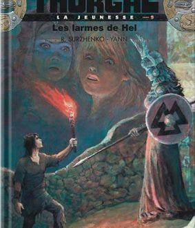 Les mondes de Thorgal, La jeunesse, tome 9, Les larmes de Hel