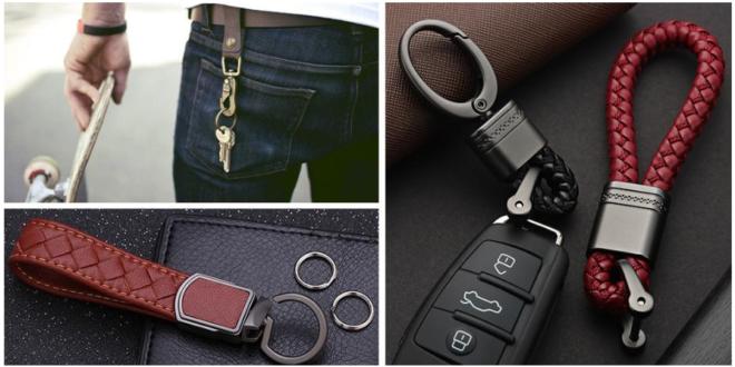 Le porte-clé : un accessoire tendance