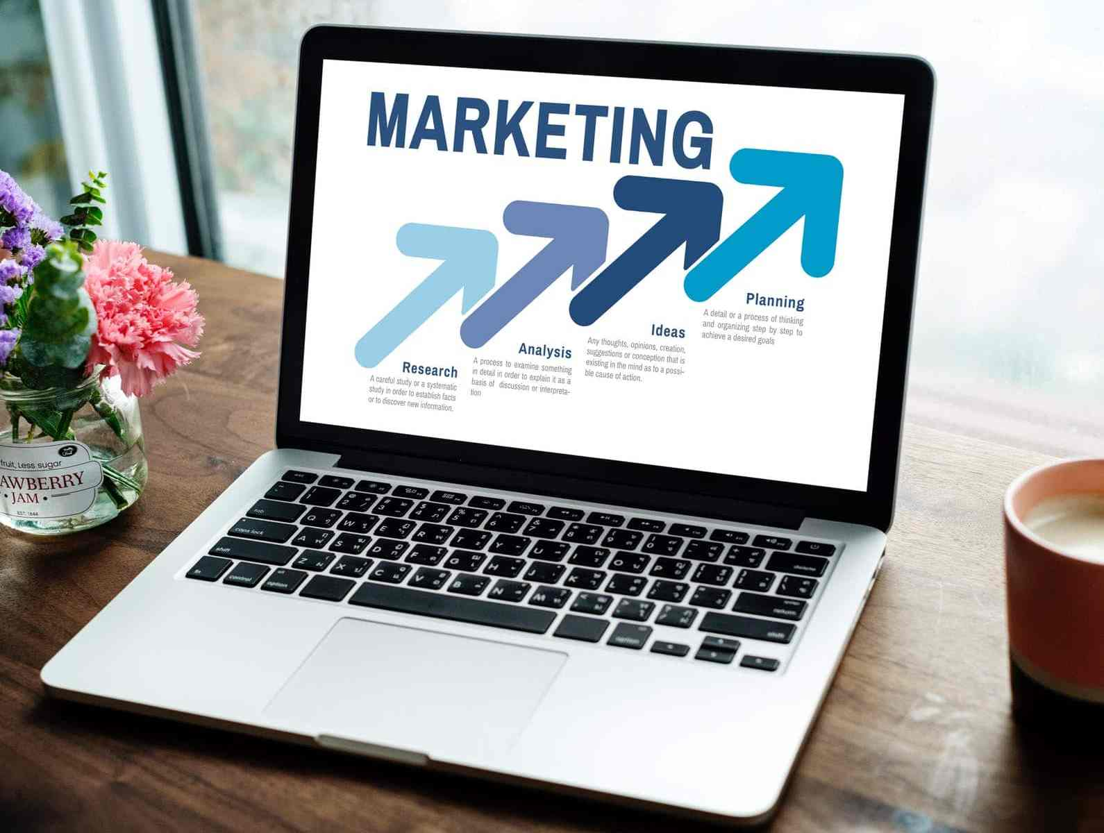 marketing gestion de projet