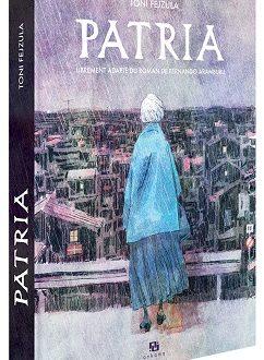 Patria, la bande dessinée adaptée du même roman que la série