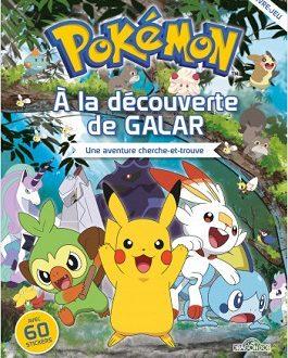 Pokémon – A la découverte de Galar