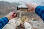 thermos pour le thé