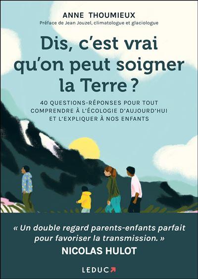 Anne Thoumieux ne manque pas de documenter ses positions et de mettre en lumière la parole d'experts, grâce à des interviews passionnantes présentes tout au long du livre.