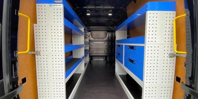Aménagement de fourgons: Comment meubler les véhicules utilitaires