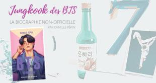 Jungkook la biographie non-officielle Camille Pépin