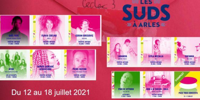 Les Suds à Arles du 12 au 18 juillet pour un palmarès chaud musical