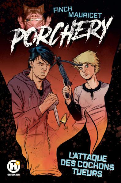 Porchery-couv