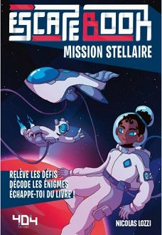 Escape Book – Mission stellaire