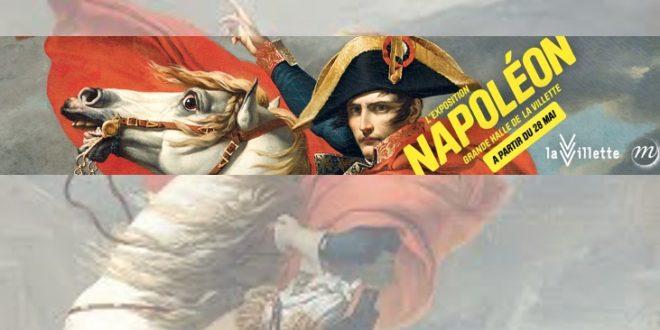 Napoléon l'Exposition à la Grande Halle de la Villette