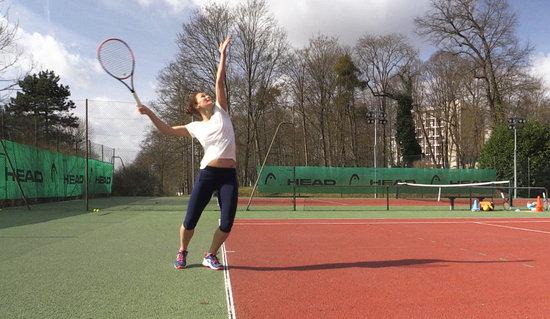 Quel est l'intérêt de recourir à des stages de tennis
