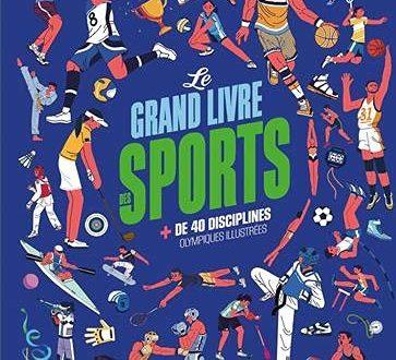 Le grand livre des sports – Éditions Gallimard Jeunesse