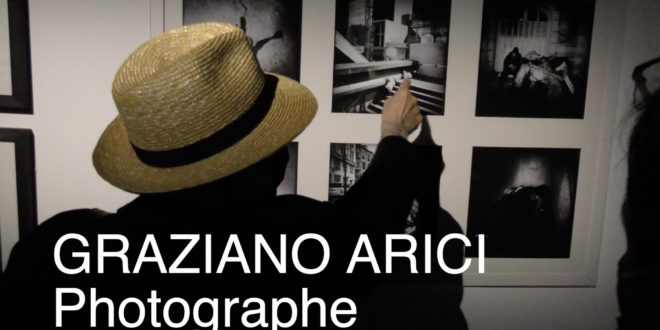 Graziano ARICI au musée Réattu à Arles jusqu'au 3 octobre 2021