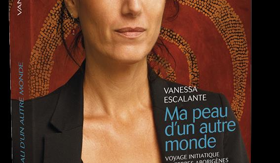 Ma peau d'un autre monde de Vanessa Escalante paru chez Mama Ed.