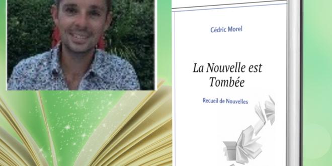 La nouvelle est tombée de Cédric Morel aux Ed. de l'An-Vi