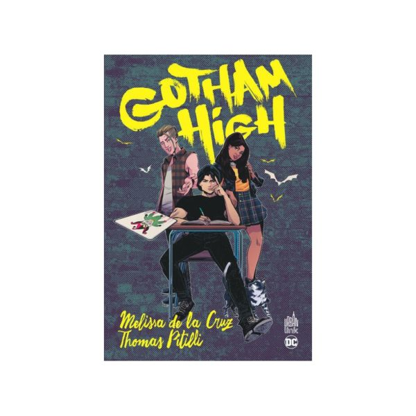 gotham-high-couv