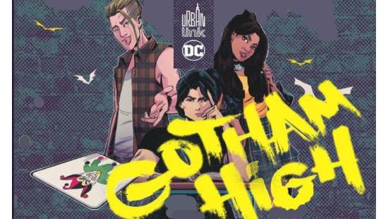 Gotham High – Teen one shot chez Urban Comics