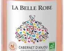 la-belle-robe-cabernet-anjou-rosé-alliance-loire-étiquette
