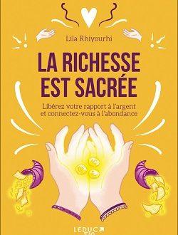 La richesse est sacrée – Leduc Éso