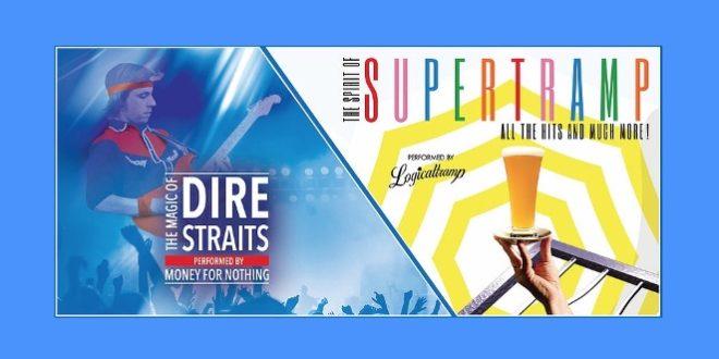 Rock Legends – Tribute to Supertramp et Dire Straits en tournée 2021