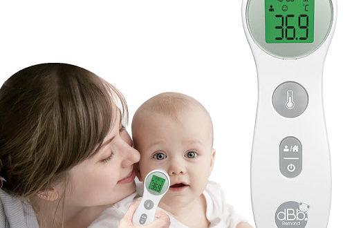 Nouveauté dBb: Le thermomètre sans contact infrarouge