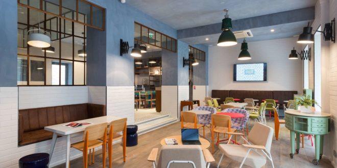 A Nice, l'Hostel Ozz vient d'ouvrir un bar multiculturel