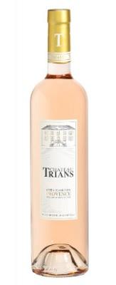 chateau-trians-coteaux-varois-provence-rosé