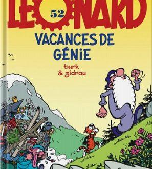 Léonard, tome 52, Vacances de génie