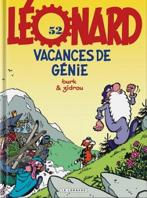 leonard-t52-vacances-de-genie-le-lombard